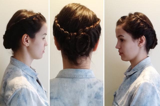 penteado debora